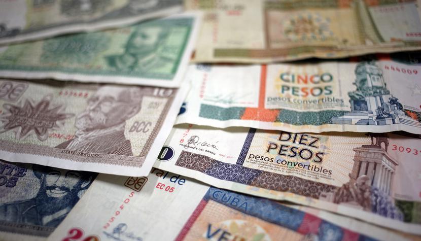 peso kubańskie