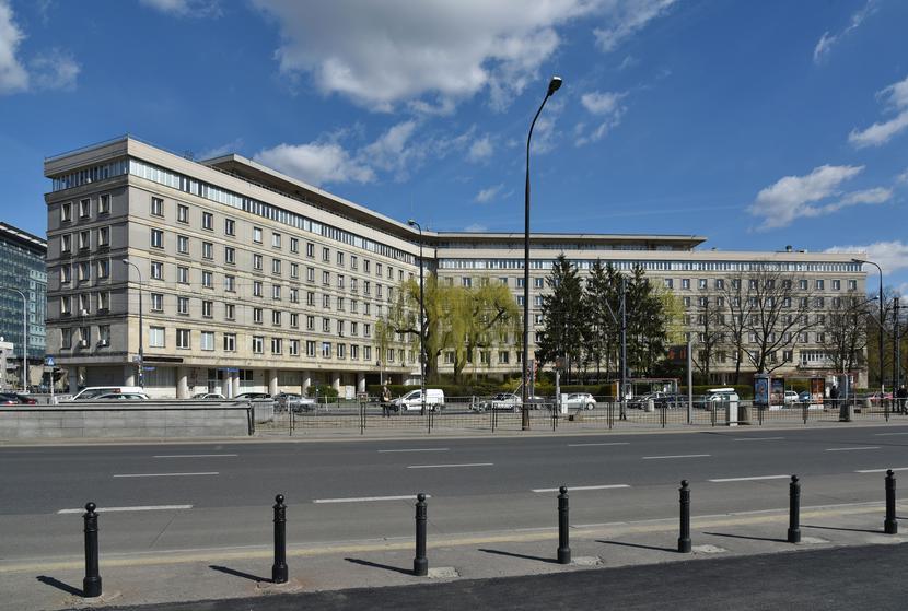 Siedziba Głównego Urzędu Statystycznego (GUS) przy al. Niepodległości 208 w Warszawie