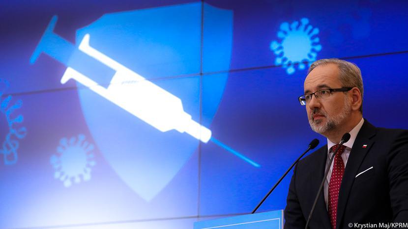 Adam Niedzielski, minister zdrowia/KPRM