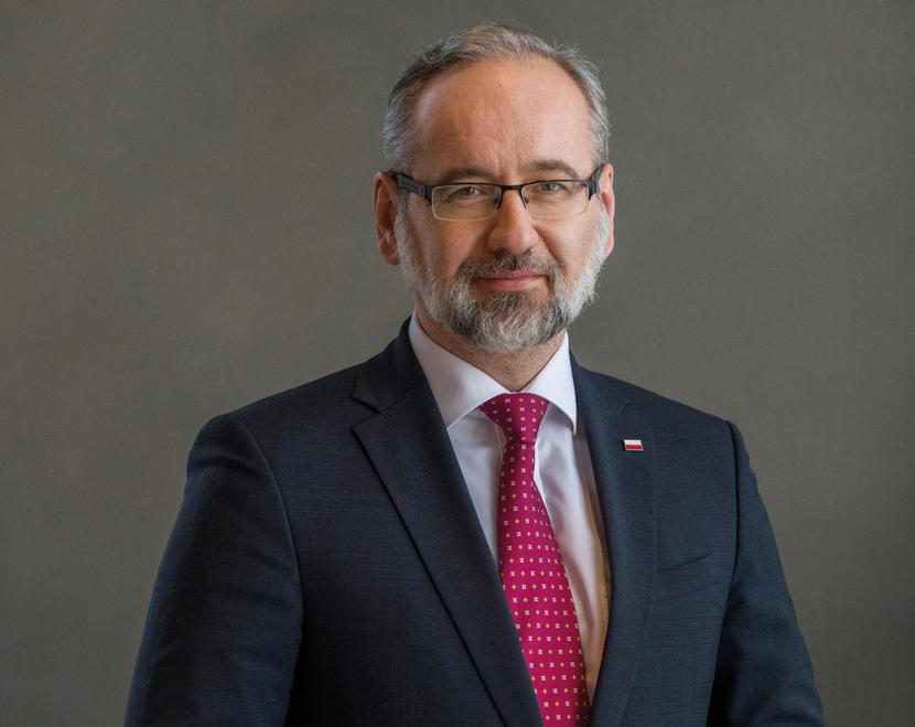 Dr n. ekon. Adam Niedzielski, minister zdrowia