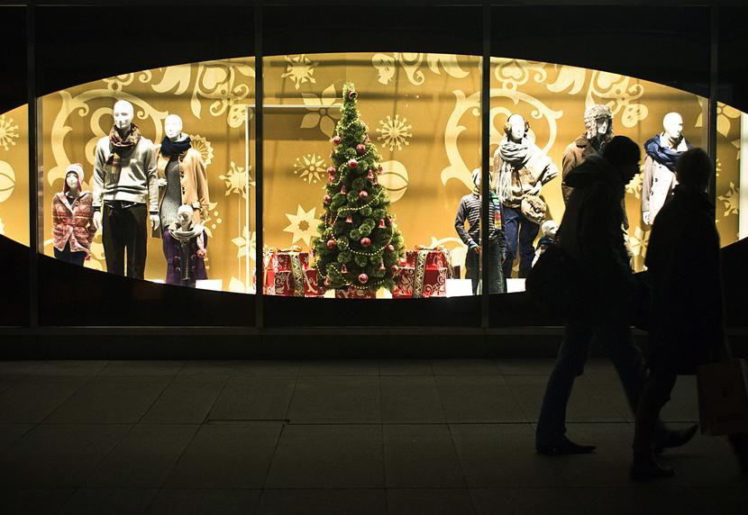 Święta Bożego Narodzenia w sklepach