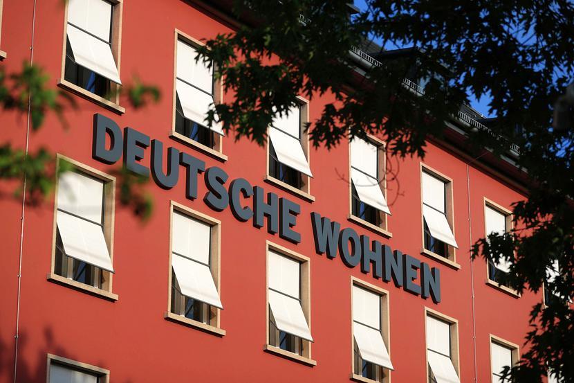 Siedziba spółki Deutsche Wohnen w Berlinie