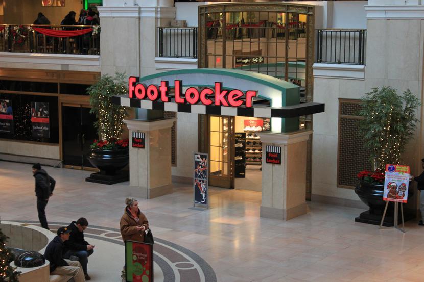 Jeden ze sklepów sieci Foot Locker