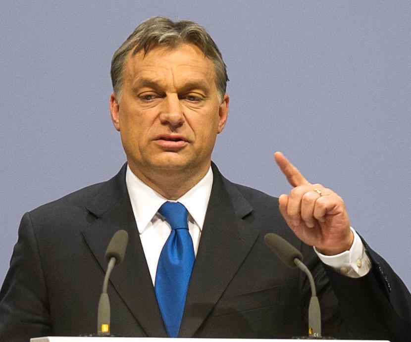 Victor Orban, fot. Bloomberg