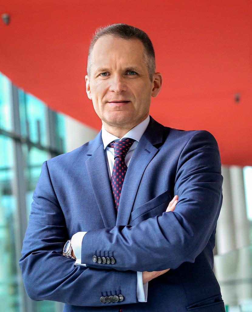 Michał Gajewski, prezes Santander Bank Polska