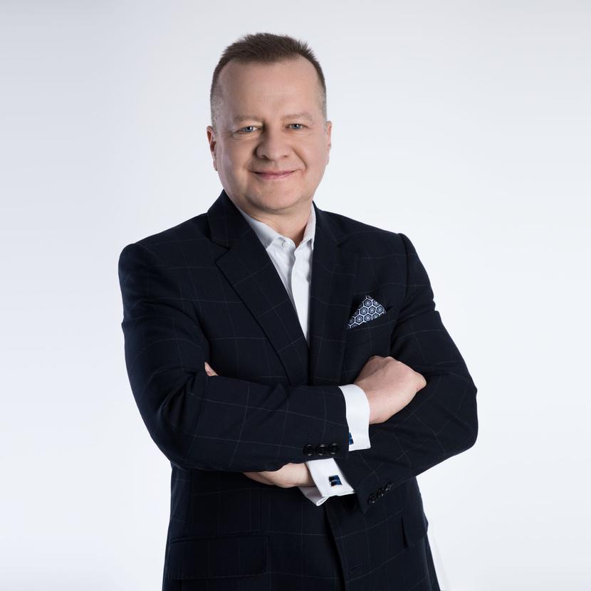 Paweł Sielewicz, prezes zarządu firmy Krotrans Logistics