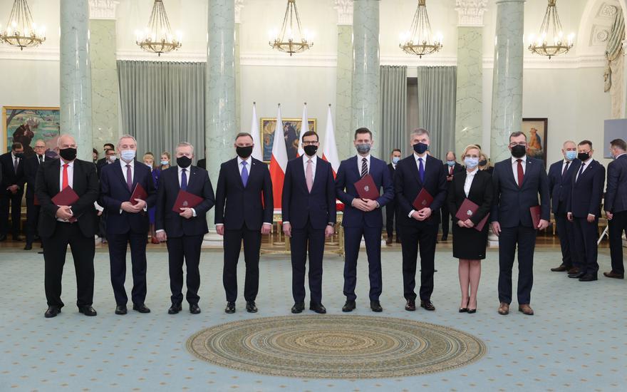 Nowi ministrowie, te same wyzwania