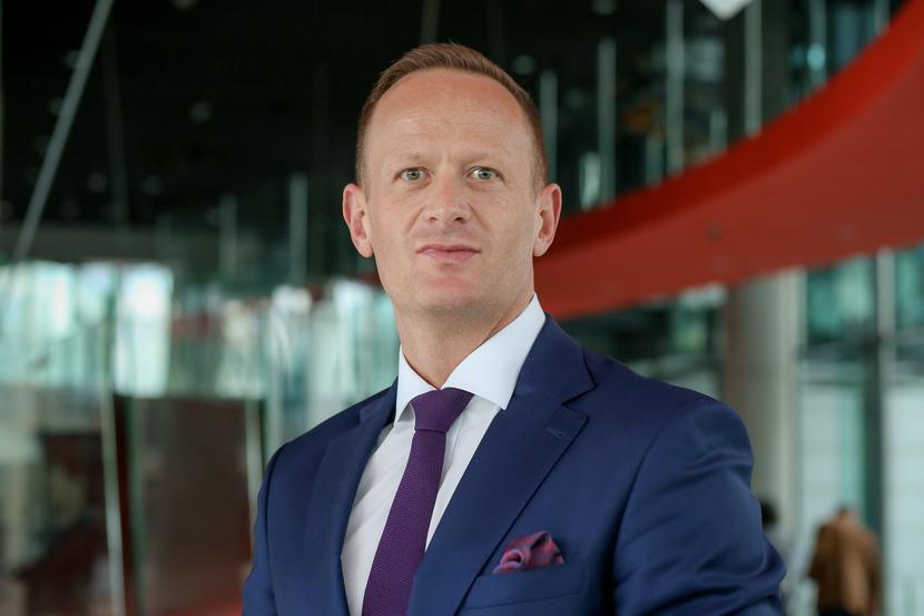 Olgierd Cieślik, prezes Totalizatora Sportowego