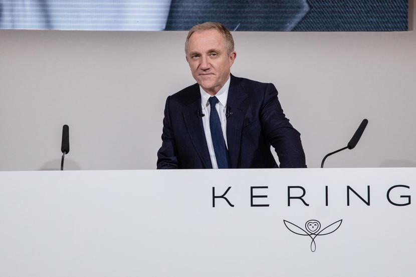 Francois-Henri Pinault, dyrektor generalny koncernu Kering