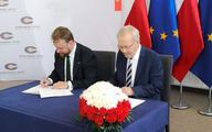 Umowa na rewitalizację i rozbudowę COI podpisana