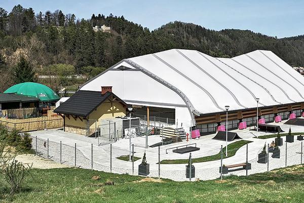 Namioty dobre dla biznesu