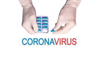 Trzy potencjalne leki na COVID-19