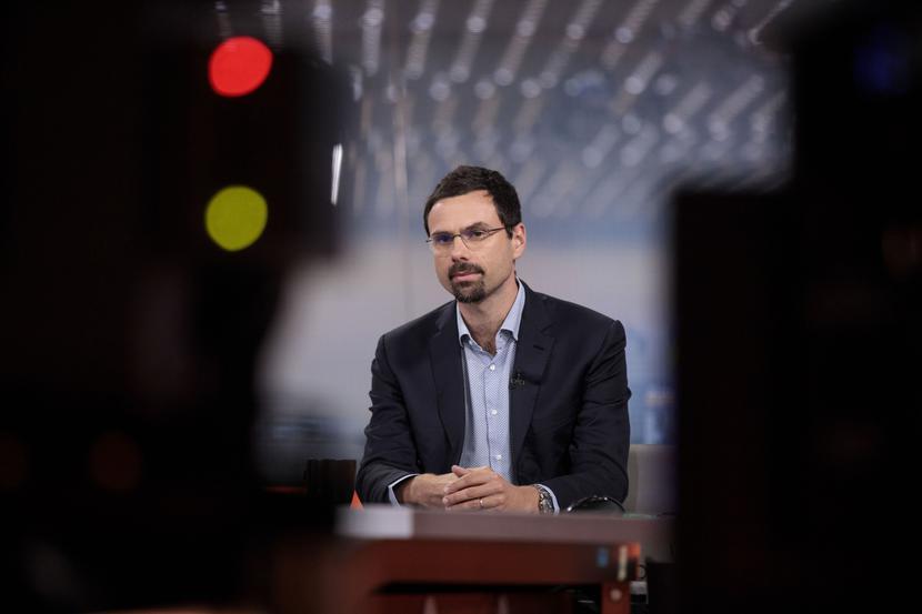 Ondrej Vlcek, dyrektor generalny Avast Software