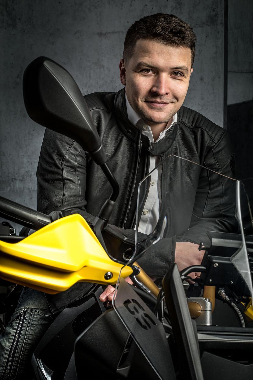 Motocykl w abonamencie