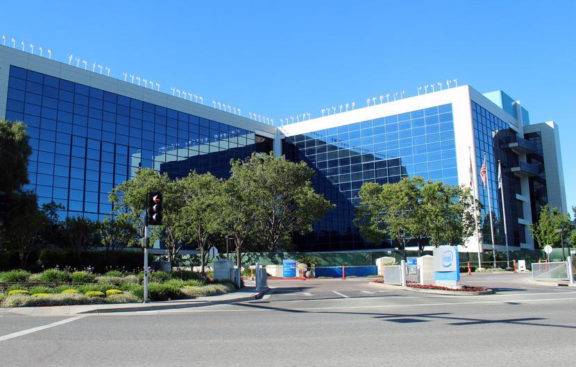 Centrala firmy Intel w Santa Clara