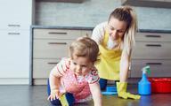 Środki czyszczące zmieniają mikrobiom dzieci i zwiększają skłonność do nadwagi