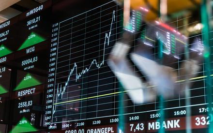 WIG-Banki idzie na rekord w sezonie wyników