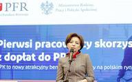 Maląg: pracodawcy zawnioskowali o niemal 700 mln zł wsparcia