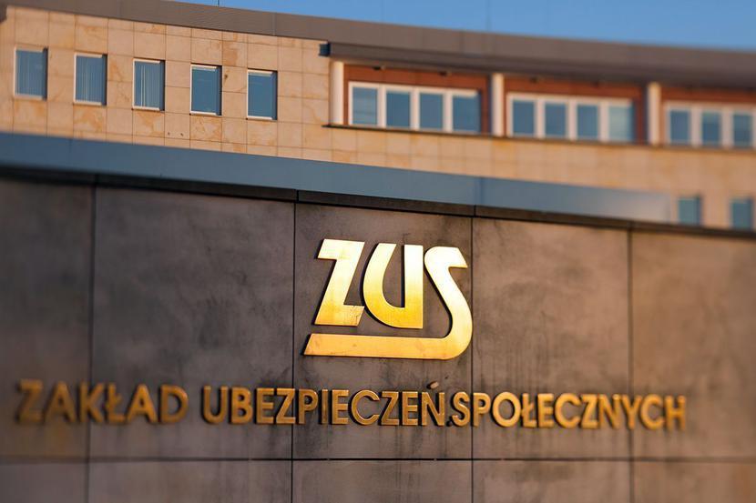 ZUS, fot. Andrzej Bogacz/Forum