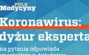 Koronawirus: dyżur eksperta z dziedziny kardiologii