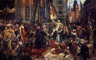 Konstytucja 3 Maja - Jana Matejki: Kto jest na tym obrazie?