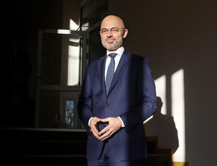 Michał Kurtyka, minister klimatu, fot. WM