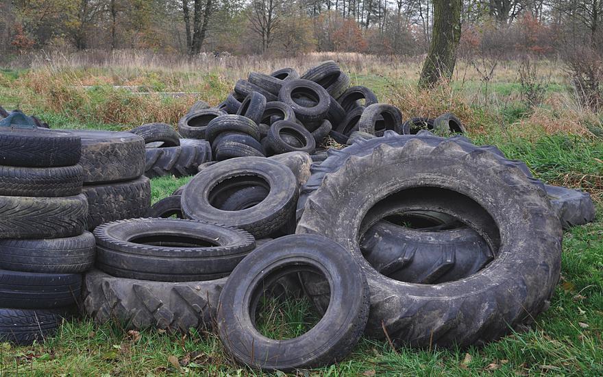 Szlaban na odpady dla cementowni