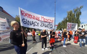 Farmaceuci ws. protestu medyków: popieramy postulaty, ale formy walki - już nie