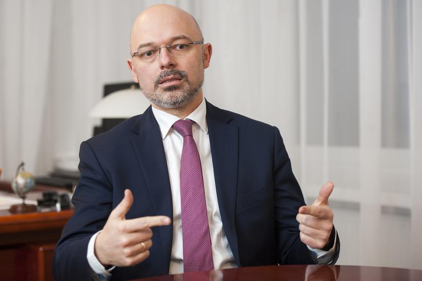 Michał Kurtyka, fot. Marek Wiśniewski