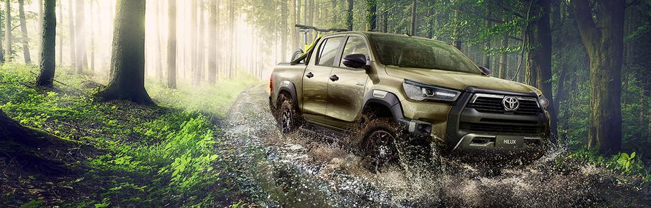 Toyota Hilux: młyn motoryzacji
