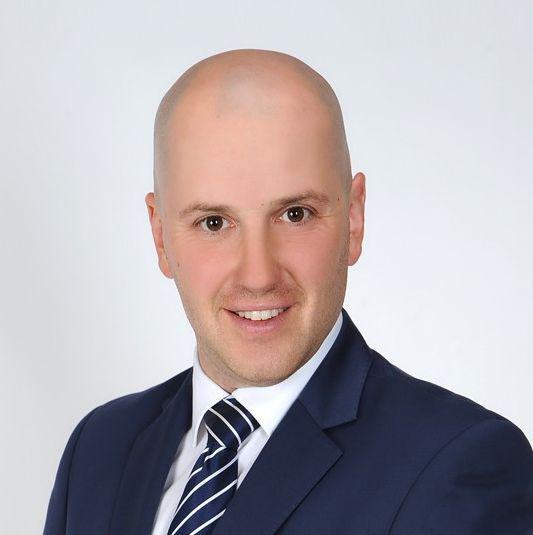 Wiceminister Sławomir Gadomski