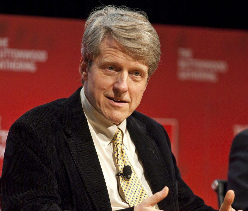 Robert Shiller, fot. Bloomberg