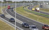 Fiskus zablokował autostradę