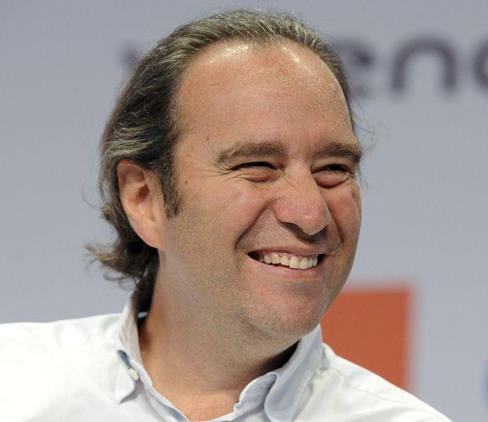 Xavier Niel, fot. Bloomberg