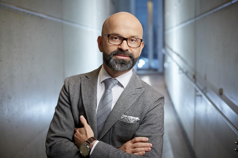 Janusz Michałek, prezes KSSE
