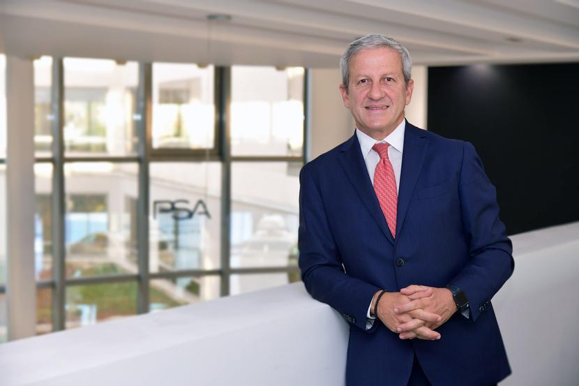 Roberto Matteucci, szef Stellantis w Polsce