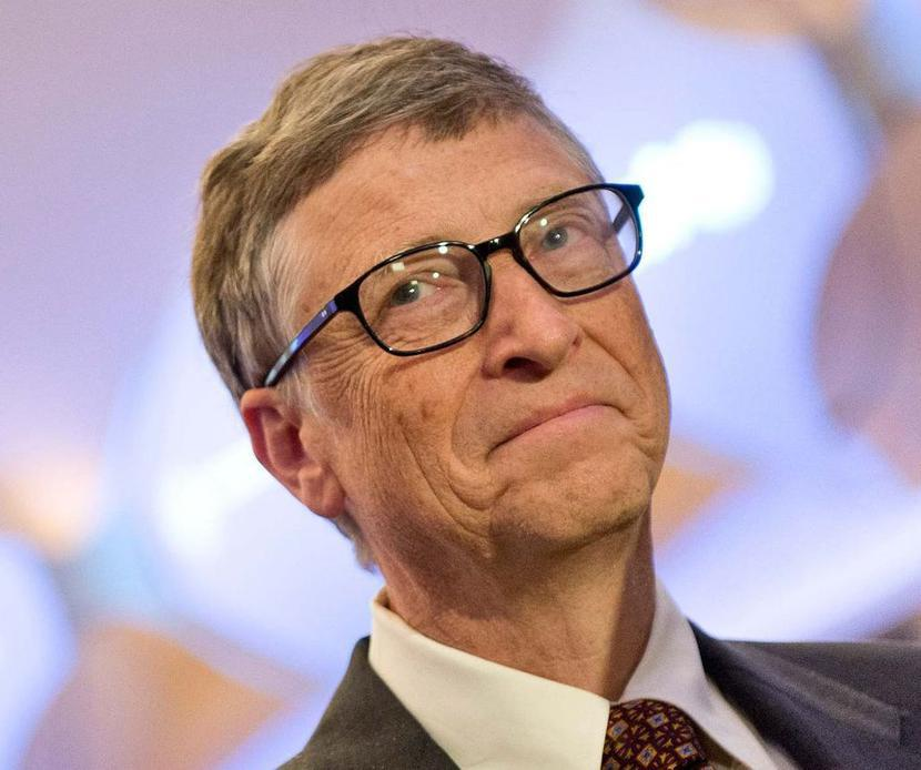 Bill Gates, fot. Bloomberg
