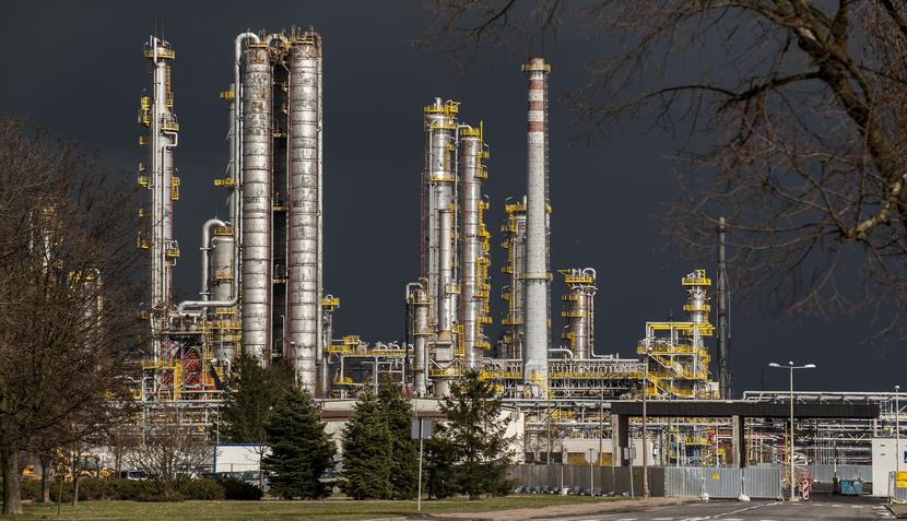 PKN Orlen, Rafineria w Płocku