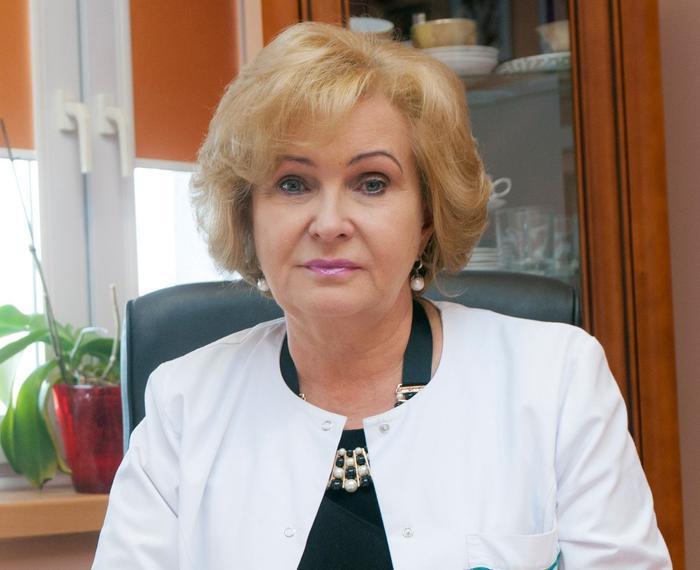 Prof. dr hab. n. med. Grażyna Rydzewska