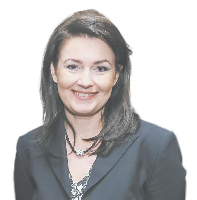 Małgorzata Konaszczuk, redaktor naczelna