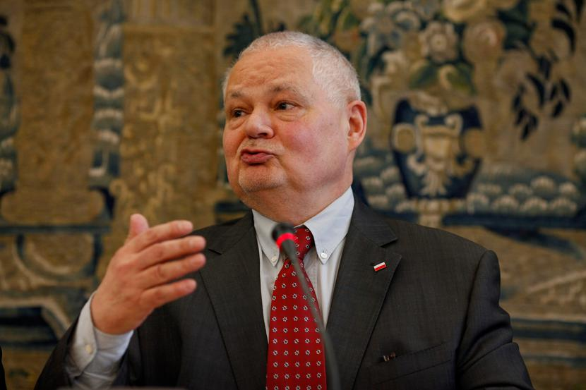 Adam Glapiński, fot. Marek Wiśniewski
