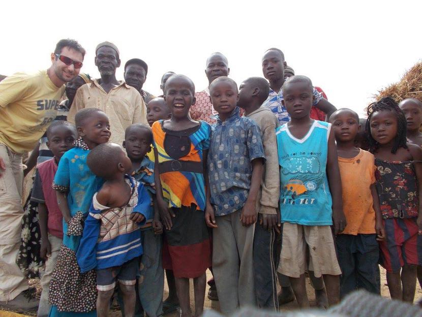 W senegalskiej wiosce: