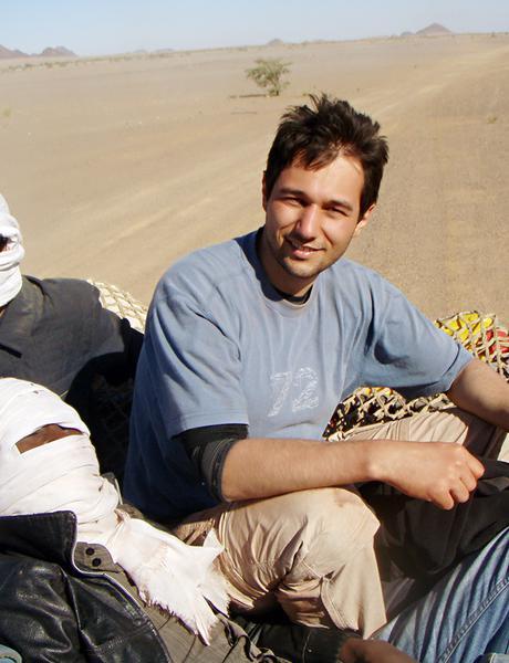 Michał Karwasiński: Afryka była dla mnie niema