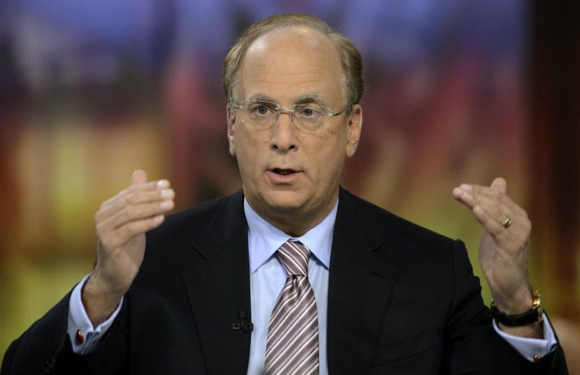 Larry Fink, szef BlackRock