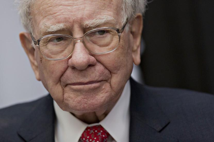 Warren Buffett, fot. Bloomberg