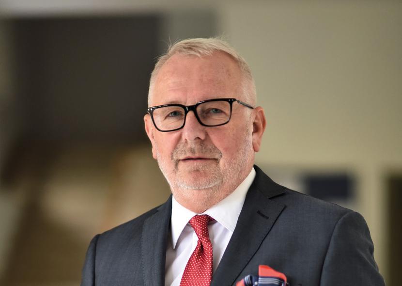 Prof. dr hab. n. med. Andrzej Matyja, prezes Naczelnej Rady Lekarskiej