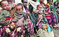Dzieci w Etiopii umierają z głodu