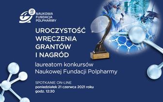 21 czerwca poznamy wyniki konkursów organizowanych przez Naukową Fundację Polpharmy