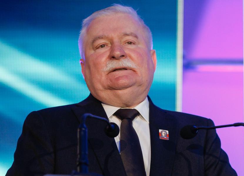 Lech Wałęsa, fot. Borys Skrzyński