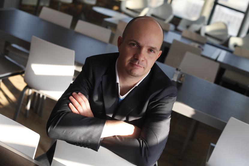 Igor Rusinowski, prezes Unilink, fot. Marek Wiśniewski